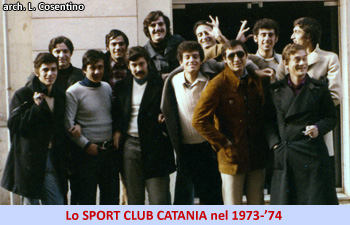 Sport Club 1973-1974