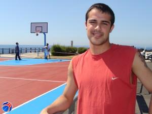 Dario Sortino nel 2009 (foto R. Quartarone)