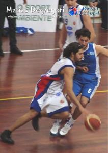 Il poster di Matías Degregori