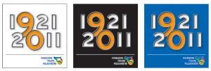 Il logo celebrativo dei '90 di FIP