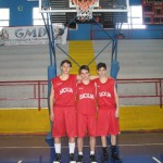 Alberto Genovesi, Ruggero Magrì e Gabriele Persano (A. Genovesi @ Facebook)
