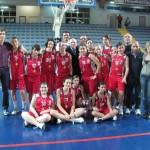 Lazur Catania campione regionale U15