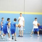 Visnjic segue i suoi ragazzi (Basket Catanese)