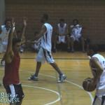 Costantino difende su Sortino (Basket Catanese)