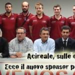 La copertina di Basket Catanese della presentazione dello sponsor del Basket Acireale