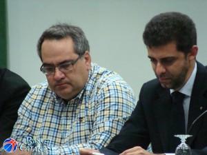 Paolo Panebianco e Nico Torrisi all'inizio del sodalizio (foto R. Quartarone)