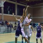 Ruggero Tracuzzi in azione (foto Giuseppe Lazzara)