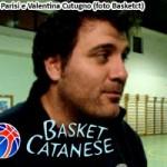 Dario Parisi, allenatore Elefantino Catania