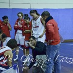 Salvo Coppa al time out con la Rainbow Catania