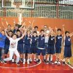 La formazione che ha vinto il concentramento provinciale Under-13