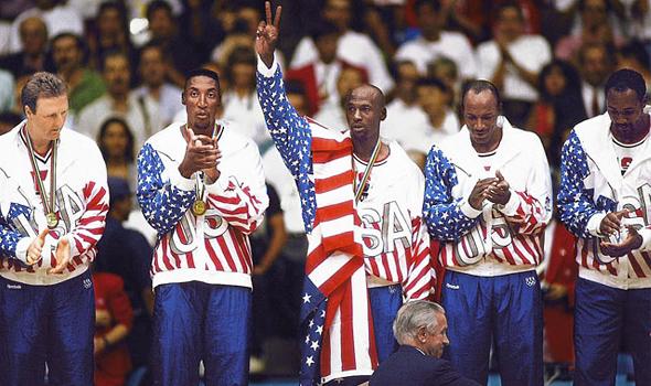 basket e olimpiadi barcellona 1992 fermi tutti irrompe