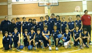 Esordienti Cus Catania 2011/2012