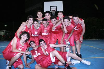 La Sicilia Under-14 al Trofeo Brancaleone