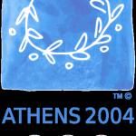 Il logo delle Olimpiadi greche