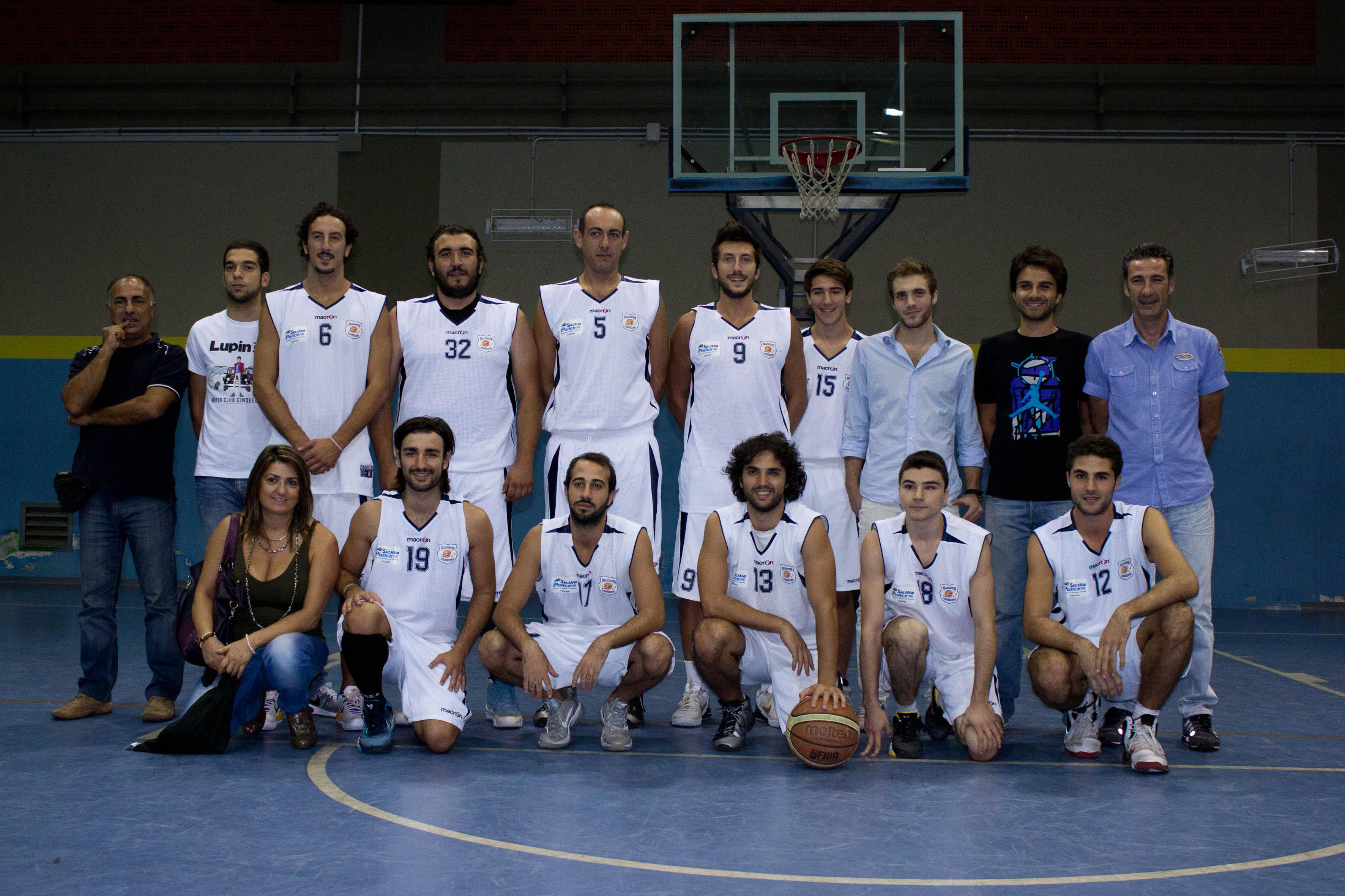 L'Aci Bonaccorsi 2012-2013.