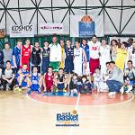 Tutti i partecipanti all'All-Star Game 2013 (foto Pino Paliaga)