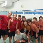 La Rainbow Under-14, vicecampione regionale