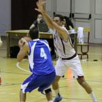 Valerio Polonara difende su Ivan Riva (foto Agnese Reitano)