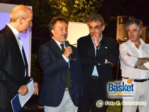 Teghini, Bocchini, Melissari e Ferlito parlano dell'accordo