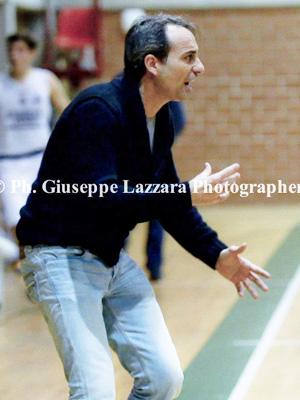 Giuseppe Marchesano durante Cus Catania-Battiati dello scorso campionato (foto Giuseppe Lazzara)