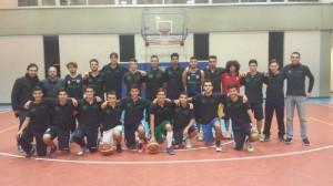 La Polisportiva Alfa che partecipa alla Serie D e all'Under-19.