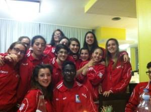 La Sicilia femminile al Trofeo delle Regioni 2014 (arch. Lorenzo Genovese)