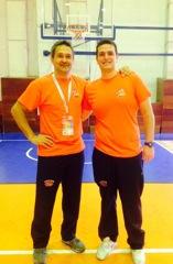 I due coach di Bratislava 2014, Mario Condorelli e Aldo Calabrese (foto PGS Sales)