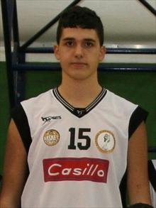Una vecchia immagine di Luigi Ferrara con la maglia di Corato (http://www.coratolive.it/news/Basket/5733/news.aspx)