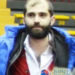 Gianluca Pasquali da dirigente dell'Olympia (foto R. Quartarone)
