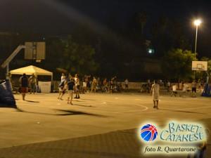 Un momento delle semifinali a piazzale Com (foto R. Quartarone)