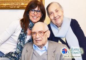La famiglia Di Blasi (foto R. Quartarone)