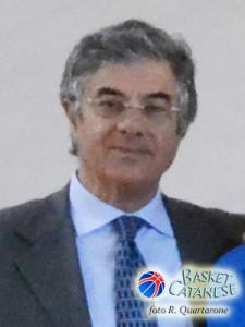 Il presidente della Rainbow, Fabio Ferlito (foto R. Quartarone)