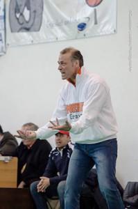 Peppe Guadalupi, grandi meriti nella promozione (foto G. Lazzara)