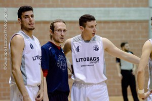 Federico Lo Faro e Rubens Malagò con Daniel Arena (foto G. Lazzara)