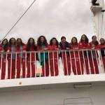 La formazione femminile della Sicilia al Trofeo delle Regioni