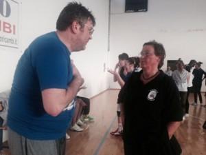 I coach
