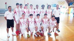 La Sicilia U14 al Torneo del Mediterraneo