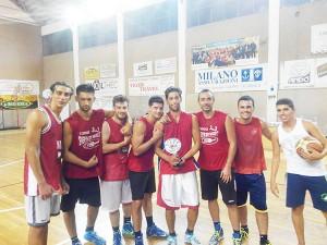 I campioni del torneo provinciale AICS 2015, gli Yess (foto Aics)