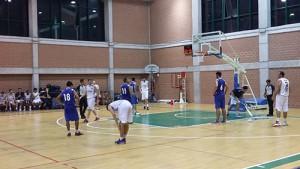 Un'azione di gioco (uff. stampa Santa Croce)
