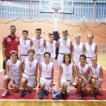 La formazione catanese al Trofeo delle Province 2015
