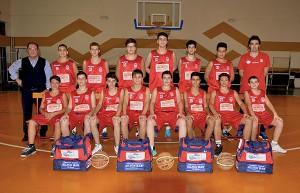 La squadra Under-16
