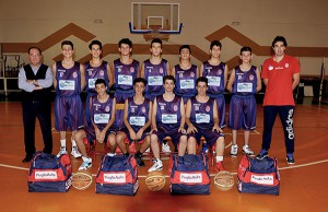 La squadra Under-18