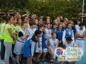 Foto di gruppo per il PGS Etna con il sindaco (foto R. Quartarone)