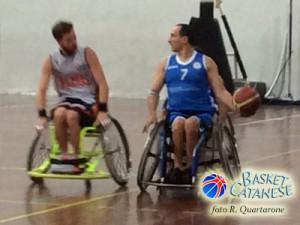 A destra, Daniele Pappalardo (foto R. Quartarone)
