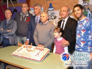 La torta del ventennale (foto R. Quartarone)