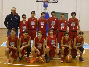 Il Basket Trecastagni Under-14 2015-16