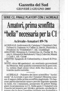 © Gazzetta del Sud