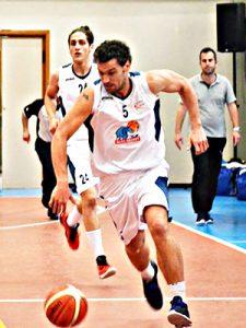 Matteo Gottini e alle sue spalle Marco Pennisi (foto U. Pioletti)