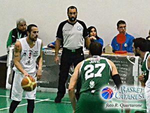 Al tavolo, a destra, Claudio Cosentino per Gravina-Green Palermo (foto R. Quartarone)