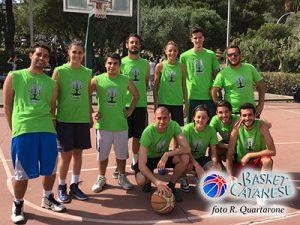 Agraria conclude al quarto posto il torneo di basket del Palio delle Facoltà (foto R. Quartarone)
